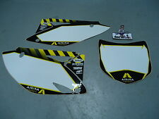 KAWASAKI KXF450 2009-2011 Arma Energy White background set 70426BG