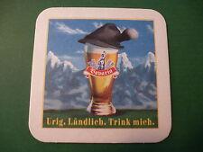 Beer Coaster ~ BAVARIA Urig. Landlich. Trink Mich. ~ GERMANY ~ See STORE 4 More!