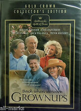 "Hallmark Hall of Fame ""Back When We Were Grownups""  DVD - New & Sealed"