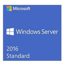 Microsoft Windows Server 2016 Standard 64bit English OEM DVD 16 Core