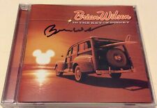 BRIAN WILSON IN THE KEY OF DISNEY SIGNED CD THE BEACH BOYS