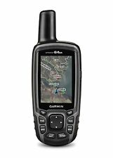 Garmin GPSMAP 64st Worldwide High-Sensitivity Handheld GPS Receiver w/ TOPO 100K