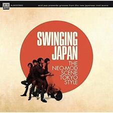 Swinging Japan - Various Artists (NEW CD)