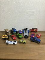 Bundle Of 13 Vehicles-Trailor Mixed Variety - Great Fun Toys Fr P&P