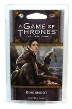 A Game of Thrones, the Living Card Game, Kingsmoot Chapter Pack