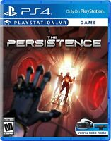 The Persistence - Sony PlayStation 4 [PS4 Sci-fi-Stealth Horror PSVR] NEW