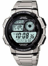 Casio AE1000WD-1AV, Digital Watch, Chronograph, 5 Alarms, 10 Year Battery