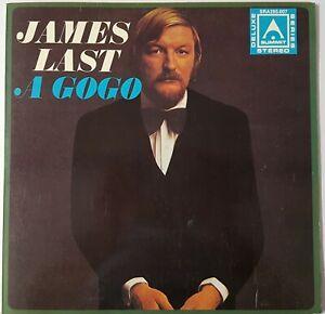 JAMES LAST A GOGO VINYL LP RECORD