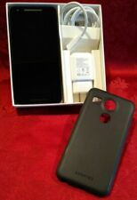 LG NEXUS 5X LG-H790 Carbon Black 32GB Factory Reset + Bonus Protecter