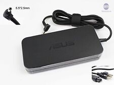 Genuine AC/DC Adapter Charger For ASUS 19V 6.32A 120W Laptop Power ADP-120rH B
