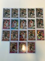 2020 PRIZM LAMELO BALL ROOKIE CARD LOT CHARLOTTE HORNETS RC 18 CARDS INVESTMENT
