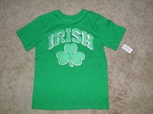 THE CHILDREN'S PLACE Boys IRISH Shirt Size XL(14)~ New!