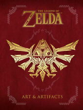 "New In Plastic "" The Legend of Zelda Arts + Artifacts"" Hardcover February 2017"
