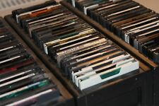75x Minidisc + 3x Box gebraucht Digital Mini Disc