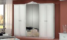 Chambre à coucher penderie 6 tr. Miroir classique meubles de style
