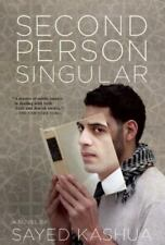 Second Person Singular by Kashua, Sayed