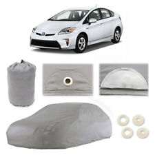 Fits Toyota Prius 4 Layer Car Cover Fitted Water Proof Outdoor Rain Snow Sun