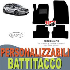 PER MERCEDES CLASSE B W246 TAPPETINI AUTO SU MISURA MOQUETTE E BATTITACCO | EASY