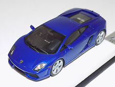 1/43 MR Lamborghini Gallardo LP 560-4 2008 Blue Caelum Leather Base Lim. 20