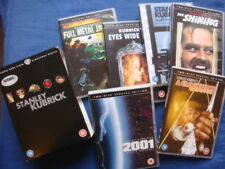 Stanley Kubrick - 10 DVD Disc Collector's Edition (Warner, DVD, 2009)