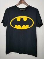 VINTAGE DC Comics Men's Batman t-shirt  Black Sz Large  print date 2000