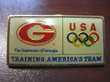 University of Georgia Olympic Pin