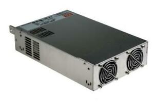 Mean Well 3kW Embedded Switch Mode Power Supply SMPS 240V AC to 24VDC @ 125A