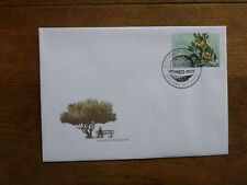 SLOVENIA 2017 EUROMED- TREES OF THE MEDITERRANEAN FDC FIRST DAY COVER