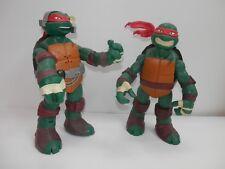 """Teenage Mutant Ninja Turtles Raphael  11"""" Action Figure 2012 Playmates lot 2"""