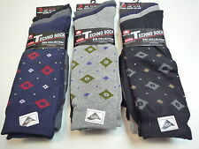 Cotton Argyle, Diamond Socks for Men