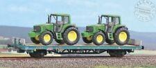 ACME 40328 CARRO pianale Kgps-x FS con carico due trattori (WIKING) - ep. V