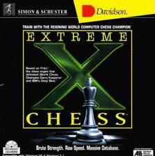 Extreme Chess PC CD build skill chessboard computer strategy board training game