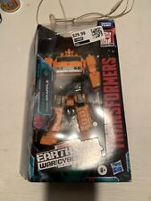 Transformers Generations War for Cybertron Earthrise Grapple Voyager WFC-E10