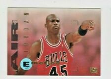 1995-96 EMOTION #100 MICHAEL JORDAN (MINT)