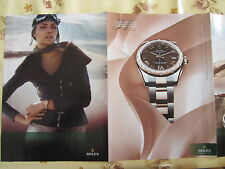 Rolex Advertisement Oyster Perpetual Datejust Lady 31