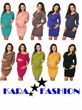 Unbranded Cotton Long Sleeve Maternity Dresses