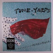 TUNE-YARDS: Nikki-nack LP Sealed (w/ free download) Rock & Pop