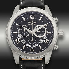Balmer E-Type Chronograph Mens Watch / Retails AT $1,499.00 ( CLEARANCE SALE )