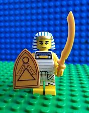 Lego EGYPTIAN WARRIOR Minifigures Pharoahs Quest Sword Sword 71008 Series 13