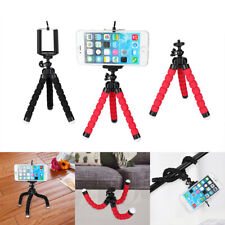 Universal Flexible Octopus Tripod Stand Phone Holder for iPhone Samsung Camera