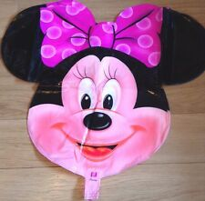 New Disney Minnie Mouse  Head Supershape Balloon. Free P&P