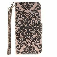 Patterned Wallet Cases for Samsung Galaxy S5