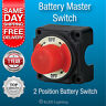 Battery Master Switch Marine Caravan Kill Switch Isolator 12v & 24v 250 Amps New