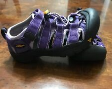 Keen Sandals Waterproof Purple Color Shoe Youth Boys Size 1