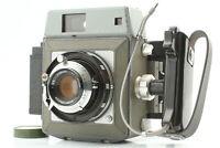 *Exc+5* Mamiya Press Film Camera + Sekor 90mm f3.5 Lens 6x9 Film Back From JAPAN