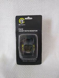 Pace Heart Rate Monitor