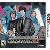 Jake Hunter Detective Story Ghost of the Dusk (Nintendo 3DS) BRAND NEW