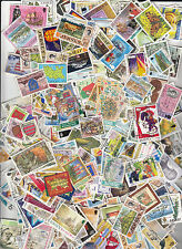 Jersey & Guernsey Stamps 100 - 500 different used stamps Multi listing