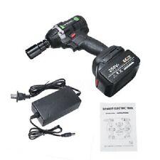 288VF Sans Fil Clé à Chocs Électrique 630Nm Boulonneuse+ Batterie 19,800Ah**