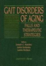 Gait Disorders of Aging: Falls and Therapeutic Strategies-ExLibrary